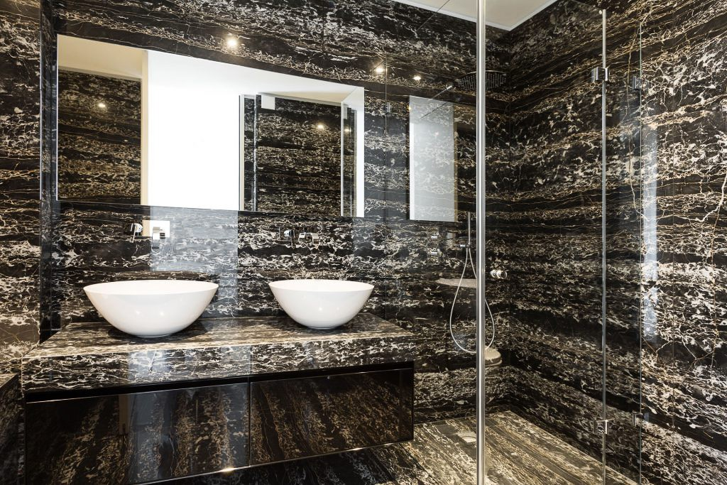 Black Gold Bathroom Dente Trading