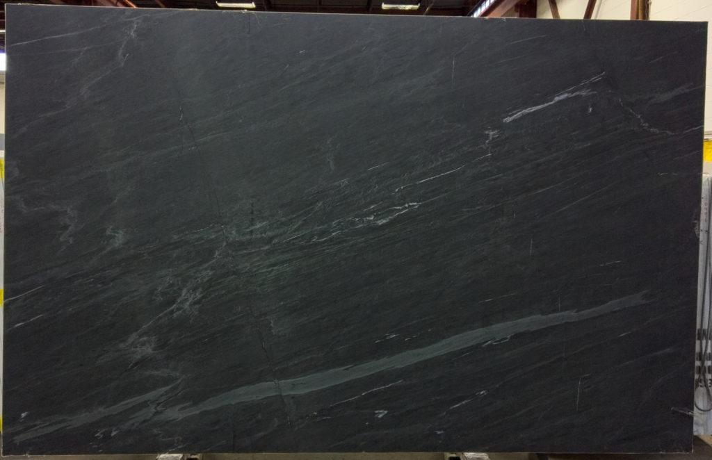 Marine Black Soapstone 10514 3cm Honed 122 177 X77 177 Dente